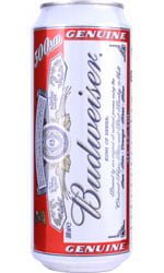 Budweiser 24x 500ml Cans