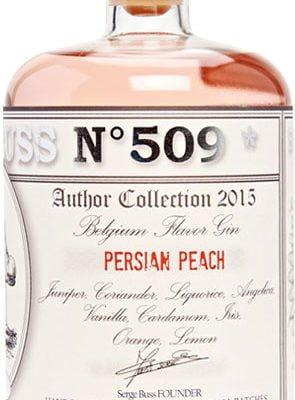 Buss No.509 - Persian Peach Gin 70cl Bottle