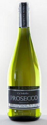Ca' Morlin - Prosecco Frizzante DOC Treviso NV 75cl Bottle