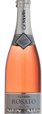 Ca' Morlin - Rosato Spumante NV 75cl Bottle