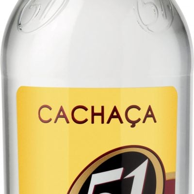 Cachaca 51 70cl Bottle