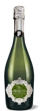 Cantina Colli Euganei Sca - Prosecco Spumante Extra Dry DOC 2015 75cl Bottle