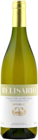 Cantine Belisario - Verdicchio di Matelica Vigneti del Cerro 2011 6x 75cl Bottles