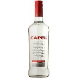 Capel Pisco – 2D Transparente 70cl Bottle