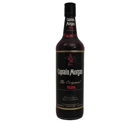 Captain Morgan Original Caribbean Rum