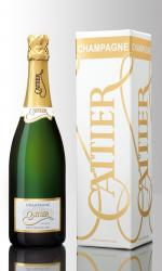 Cattier - Premier Cru Brut NV 12x 37.5cl Half Bottles