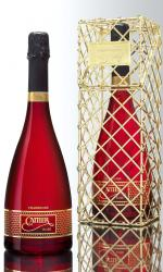 Cattier - Rose Red Kiss NV 75cl Bottle