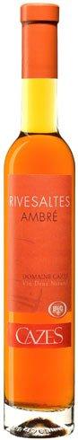 Cazes - Ambre Rivesaltes 1997-00 37.5cl Bottle
