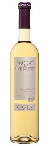 Cazes - Muscat de Rivesaltes 2009 12x 37.5cl Half Bottles