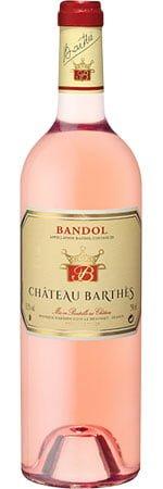 Château Barthès Rosé 2015