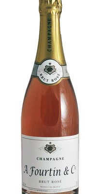 Champagne A Fourtin - Brut Rose NV 6x 75cl Bottles