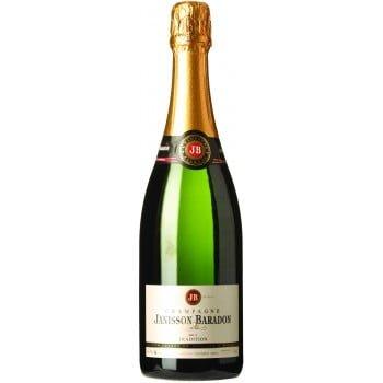 Champagne Brut - Champagne Janisson-Baradon et Fils