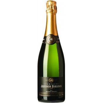 Champagne Brut Grande Réserve - Champagne Janisson-Baradon et Fils