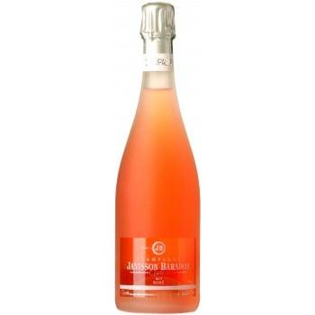 Champagne Brut Rosé - Champagne Janisson-Baradon et Fils
