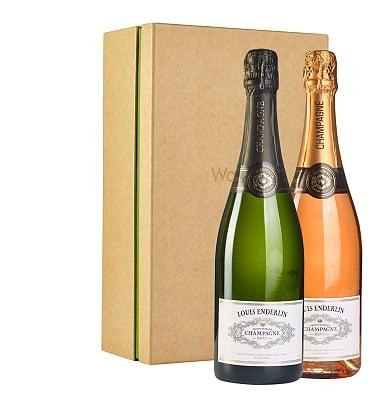 Champagne Brut & Rosé