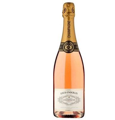 Champagne Louis Enderlin Brut Rosé Nv
