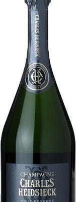 Charles Heidsieck - Brut Reserve NV 75cl Bottle