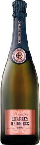 Charles Heidsieck - Rose Millesime 2006 75cl Bottle