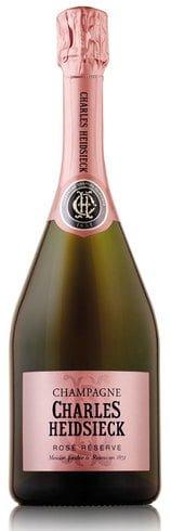 Charles Heidsieck - Rose Reserve NV 6x 75cl Bottles
