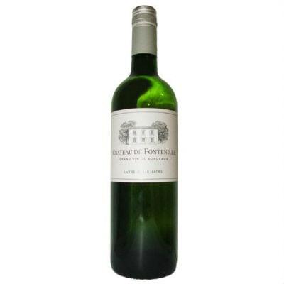 Chateau de Fontenille – Entre-Deux-Mers Blanc 2011 12x 75cl Bottles