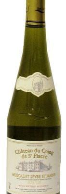 Chateau du Coing de St Fiacre - Muscadet Sevre et Maine Sur Lie 2013 75cl Bottle