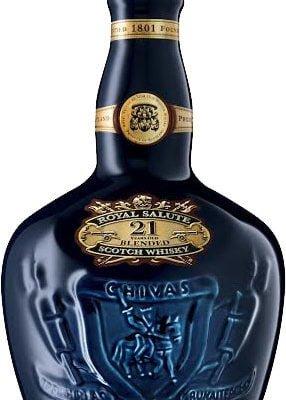 Chivas Regal - Royal Salute 21 Year Old 70cl Bottle