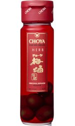 Choya - Extra Shisu Umeshu 70cl Bottle