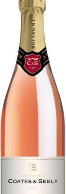 Coates & Seely - Brut Rose NV 75cl Bottle