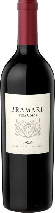 Cobos - Bramare Malbec Marchiori Vineyard 2012 75cl Bottle