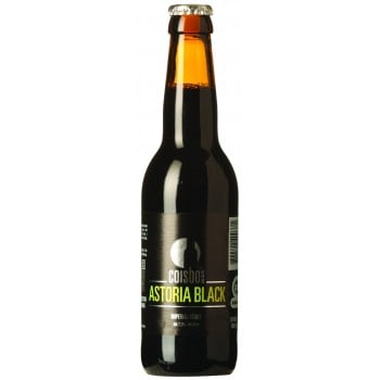 Coisbo Astoria Black Imperial Stout - Coisbo Beer ApS