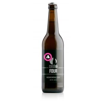 Coisbo Four Russian Imperial Stout - Coisbo Beer ApS