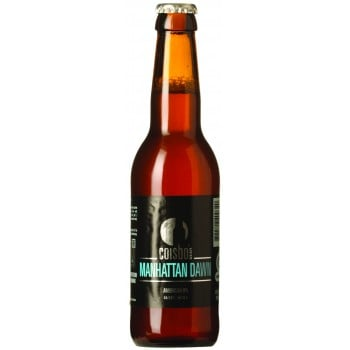 Coisbo Manhattan Dawn Americian IPA - Coisbo Beer ApS
