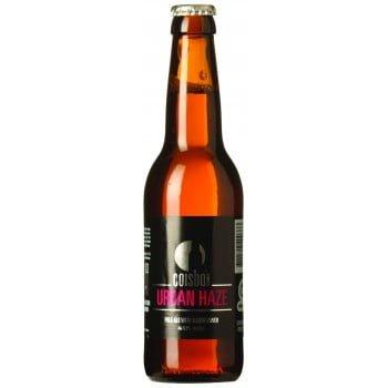Coisbo Urban Haze Pale ale w/elderflower - Coisbo Beer ApS