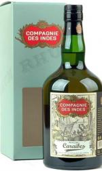 Compagnie des Indes - Caraibes Rum 70cl Bottle