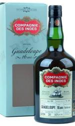 Compagnie des Indes - Guadeloupe Rum 70cl Bottle