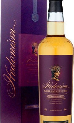 Compass Box - Hedonism Limited Release 70cl Bottle