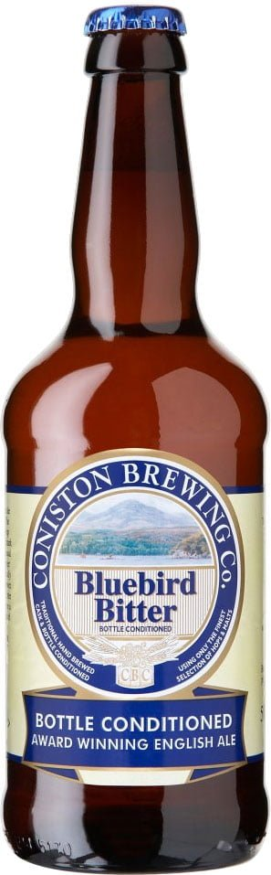 Coniston - Bluebird Bitter 12x 500ml Bottles