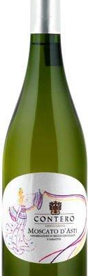 Contero - Moscato d'Asti di Strevi DOCG 2014 75cl Bottle