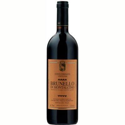 Conti Costanti - Brunello di Montalcino 2008 12x 37.5cl Half Bottles