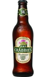 Crabbies - Cloudy Ginger Beer 70cl Bottle