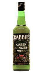 Crabbies - Green Ginger Wine 70cl Bottle