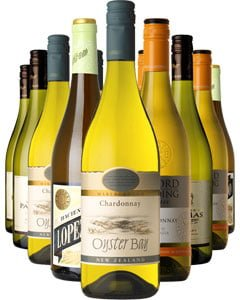 Creamy and Toasty Whites Case 12 x 75cl Bottles