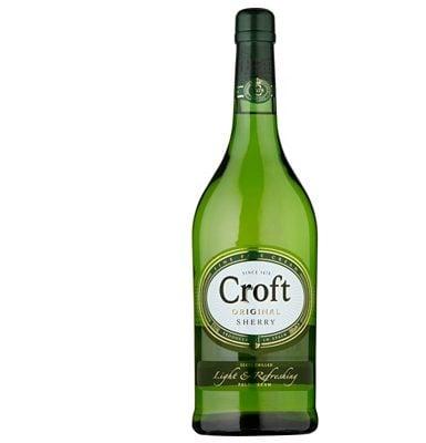 Croft Original Pale Cream Sherry