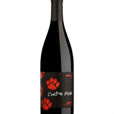 Cuatro Pasos – Mencia DO Bierzo 2010 6x 75cl Bottles