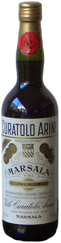 Curatolo Arini - Marsala Fine NV 12x 75cl Bottles