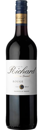 Cuvée de Richard Rouge 2014
