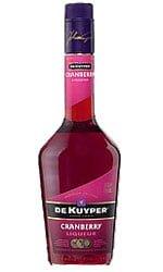 De Kuyper - Cranberry 50cl Bottle