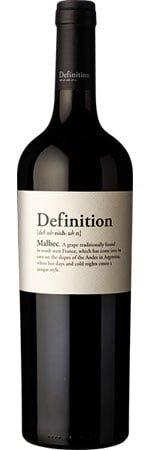 Definition Malbec 2014/2015