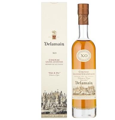 Delamain Pale & Dry Xo Premier Cru Grande Champagne Cognac 20cl