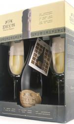 Deus - Brut des Flandres 2 Glass Pack 75cl Bottle